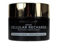 *Neu* ELIZABETH GRANT CAVIAR Cellular Recharge Super Nachtcreme (100ml) XL Größe